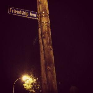 pittsburgh friendship